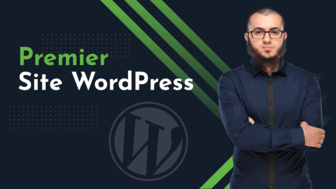formation gratuite premier site wordpress